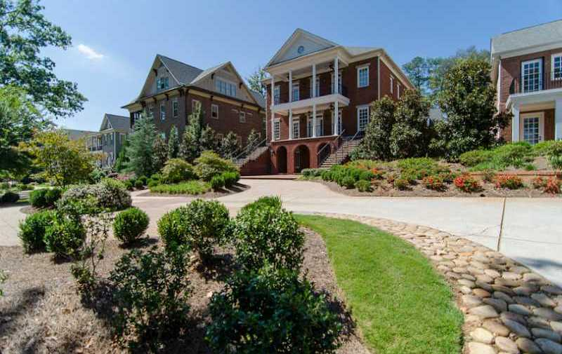 Smyrna ga real estate the grove at coopers pointe enclave for The grove house