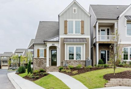 David Weekley Homes Townhomes